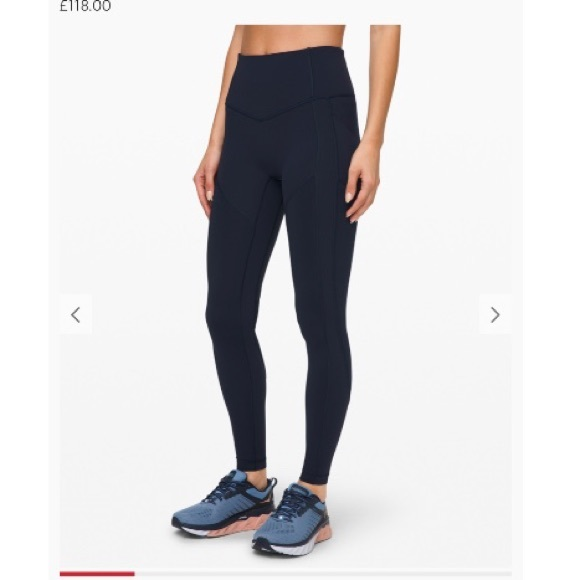 Lululemon All the Right Places High Rise Pant